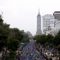 """Se integran maratón y medio maratón de CDMX al """"Reto Verde"""""""