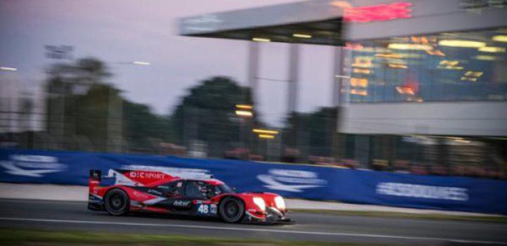 Memo Rojas no baja guardia y consigue quinto puesto en Le Mans