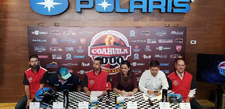 Vuelve en su quinta edición el Coahuila 1000 Desert Rally