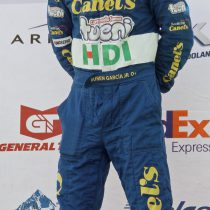 Líder de Nascar Rubén García Jr a continuar con paso firme del equipo