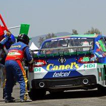 Listo y enfocado Rubén García Jr. en el circuito OAM de Aguascalientes