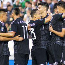 Golea México a Cuba en primer juego oficial de Gerardo Martino
