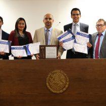 Alumnos de la UAM ganan el quinto concurso nacional de Juicio Oral