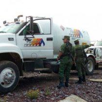 Decomisan 14 mil litros de gas LP en el Estado de México