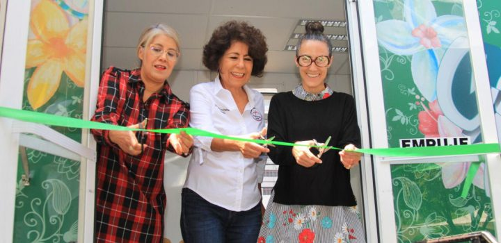 Tlalpan y SIBISO inauguran ComeMóvil en Zona de Hospitales