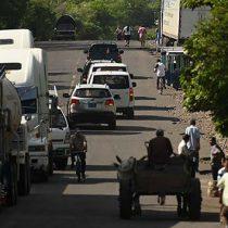 Llegan a El Salvador restos de padre e hija ahogados