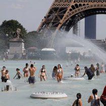 Mueren seis en Francia y España por altas temperaturas