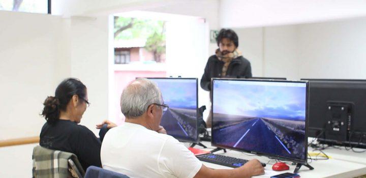 Arrancan talleres para adultos mayores sobre el uso de nuevas tecnologías