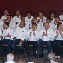 Nace asociación de funcionarios priístas; Chema, primer presidente