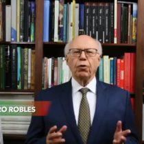 Renunció José Narro al PRI