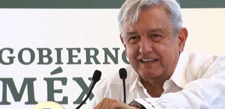 Debemos producir lo que consumimos hoy más que nunca: López Obrador