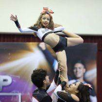 El cheerleader va más allá del baile; es un hermoso deporte