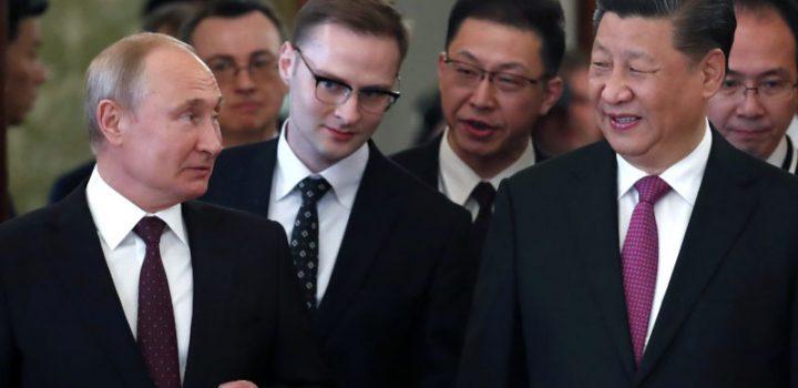 Se reúnen Rusia y China por una Asociación a nivel global
