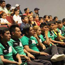 """El IDSDM invita al proyecto deportivo """"Cambiando a México con un balón"""""""