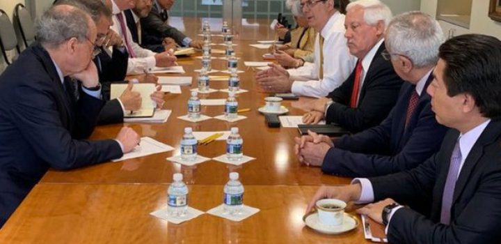 México y EU no llegaron a acuerdo por aranceles, reporta NBC