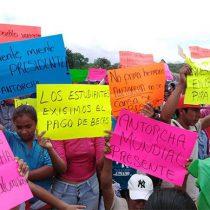Exigen antorchistas que los respete López Obrador