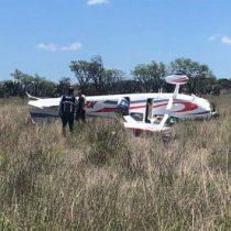 Se desploma avioneta en Querétaro