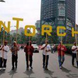 Antorchistas solicitan la intervención de la jefa de Gobierno, Claudia Sheinbaum, para resolver demandas sociales