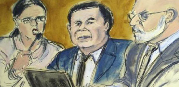 Abogados de Joaquín 'El Chapo' Guzmán piden repetir juicio