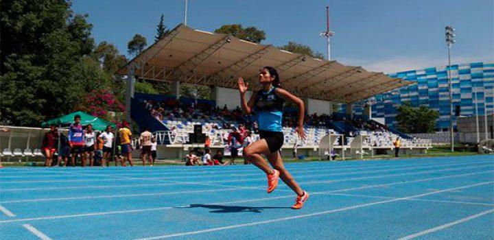 Realizan eliminatoria en atletismo rumbo a Espartaqueada Deportiva