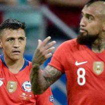 Chile con boleto a Cuartos de Final