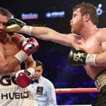 Desmienten tercera pelea entre Canelo y Golovkin