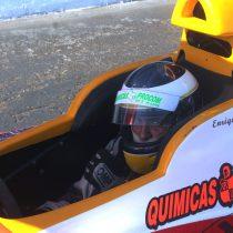 Enrique Reyna buscará consolidar el liderato de los F1800 en Aguascalientes
