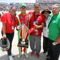 Juan Manuel González repite victoria en Aguascalientes
