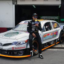 Pondera Max González avance de equipo Force México Racing en Puebla