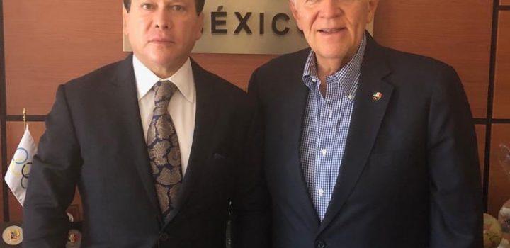 Medallistas Olímpicos de México se solidariza con COM ante la falta de presupuesto oficial