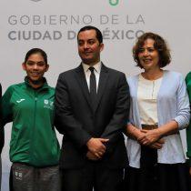 Presenta gobierno capitalino la Olimpiada Comunitaria CDMX 2019