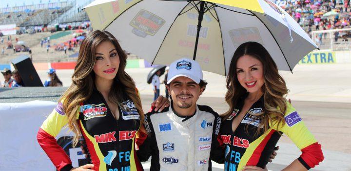 Carrera vibrante para Sergio Martínez en Trucks de Aguascalientes