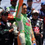 Subir al podio, meta de Juan Manuel González en Aguascalientes