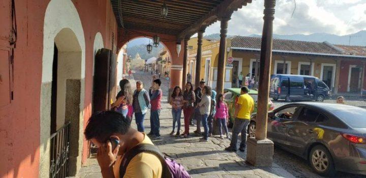 Guatemala vota entre amenazas para elegir a su nuevo presidente