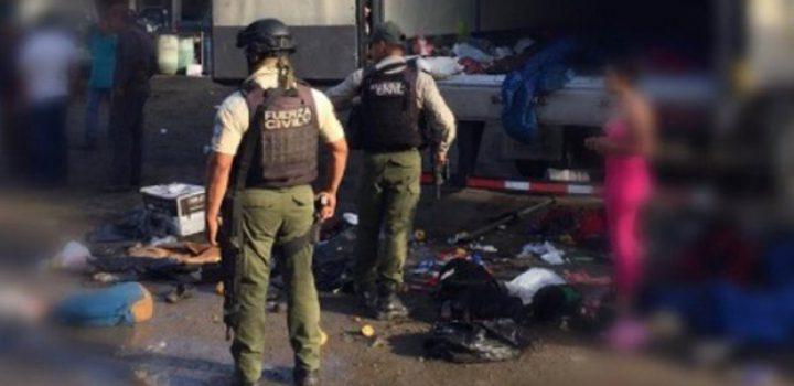Fueron 140 los migrantes asegurados en Veracruz