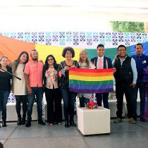 Tlalpan conmemoró Día del Orgullo LGBTTTI