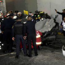 Vinculan a proceso a chofer que provocó muerte de 5 personas en Constituyentes