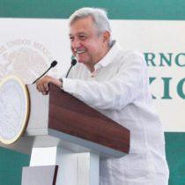 En Chihuahua, AMLO anuncia restauración de petroquímica