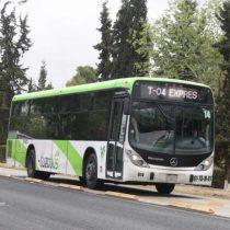 Retiran concesión al Tuzobús en Hidalgo
