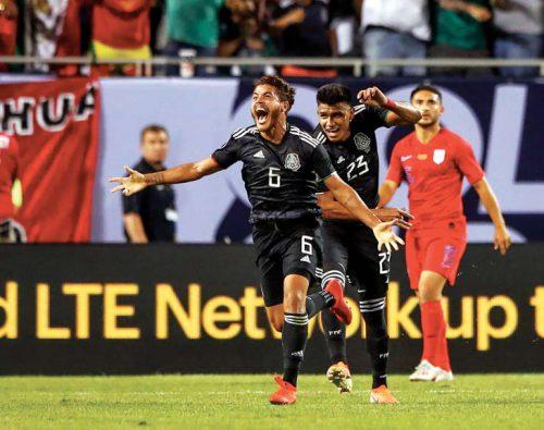 Final Copa Oro y Copa América