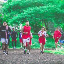 Deportistas del Centro Universitario Tlacaélel reciben entrenamiento en Veracruz