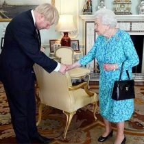 Boris Johnson asume como Primer Ministro de Reino Unido