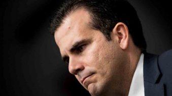 Exigen salida del gobernador de Puerto Rico tras polémico 'chat'