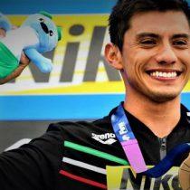 Paredes obtiene bronce en Mundial de Natación en Clavados