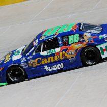 Finalizada la mitad de Temporada NASCAR Peak Rubén García Jr. Continua de Líder
