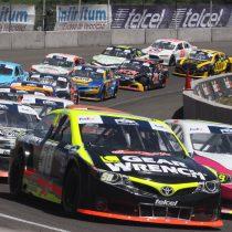 CARAVANA DE NASCAR PEAK INICIA SU ARRIBO A QUERÉTARO