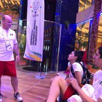 Natación mexicana dice presente en XXX Juegos Universitarios