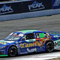 Rubén García Jr. Encabeza campeonato Nascar Peak