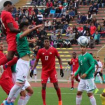 'Tri' Sub-22 falla penal y empata ante Panamá en Lima 2019
