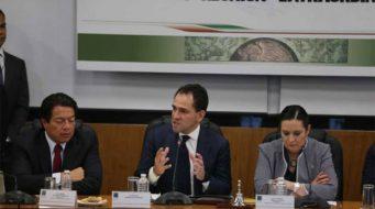 Crecimiento, estabilidad y ayuda a Pemex, objetivos de Hacienda